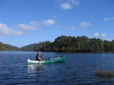 Wilderness Scotland Canoeing