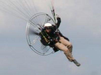 Cloudbusters Paragliding Centre Paramotoring