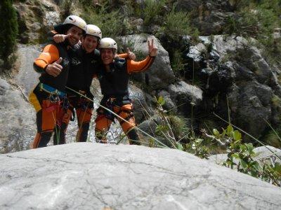 Canyon of Pozo Negro level I, Castellón