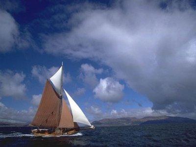 Wilderness Scotland Sailing