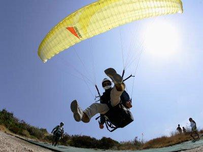 Cloudbusters Paragliding Centre
