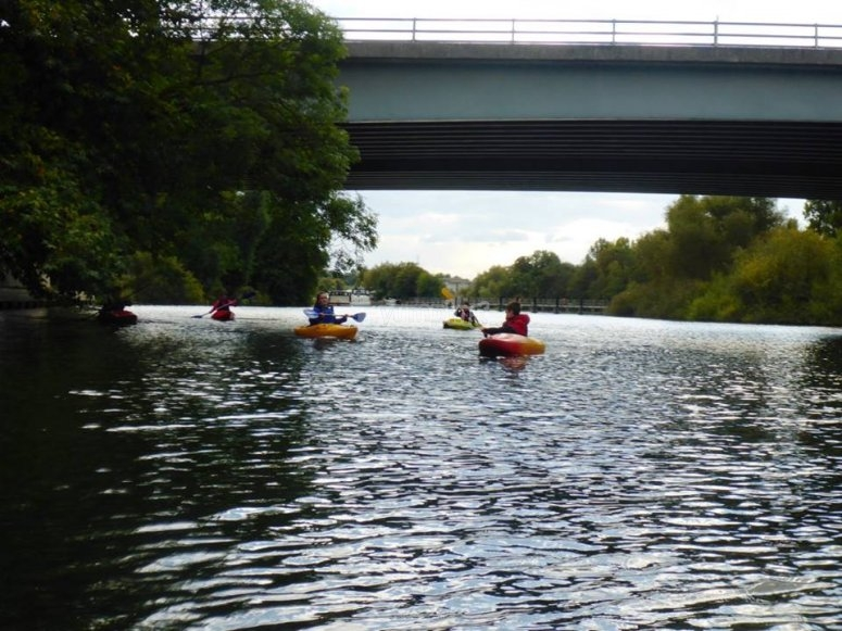 British Canoe Union 2 Star Improvers Course