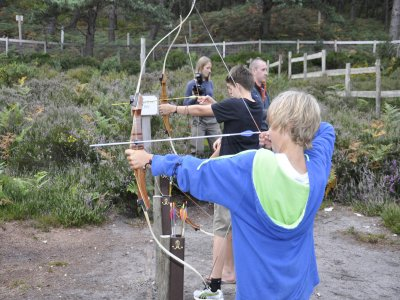 Childrens High Adventure Holiday Club