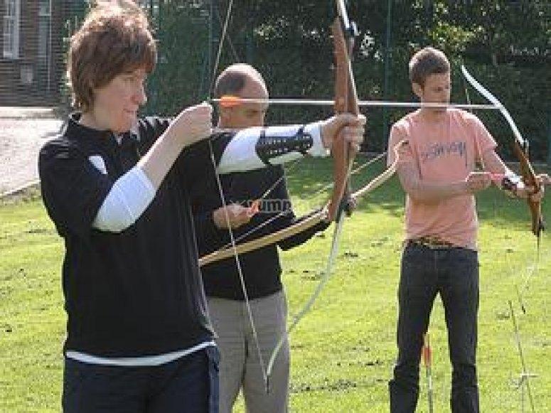 Learn to teach Archery.
