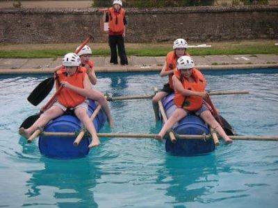 Grendon Hall Rafting