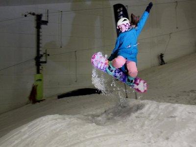 Definition Snowboarding