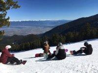 Open Snowboarding