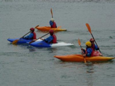 Adur Outdoor Activities Centre Kayaking