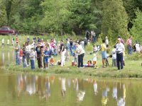 Kid´s fishing day event