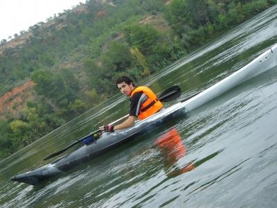 2 days pack of adventure BTT an kayak route