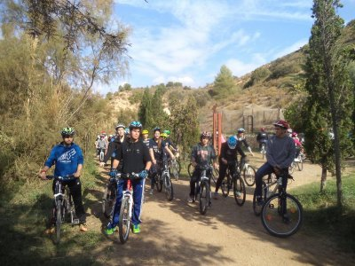 Family Pack: MTB tour + Archery in Tarragona