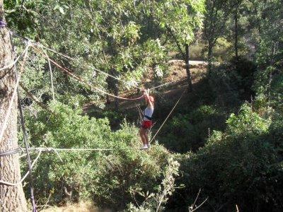 Multiadventure camp Los Yébenes, 7 days