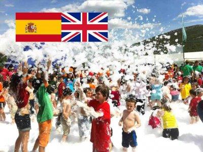English camp Los Yébenes, 7 days