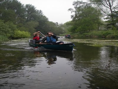Anglia Adventures Ltd Canoeing