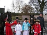 Pony club for the younger ones