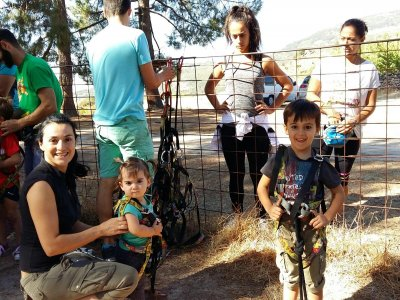 Multi-Adventure Camp, families, El Jerte, 7 days