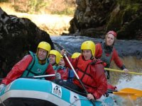 White water conditions