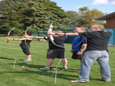 Carnegie Great Outdoors Archery