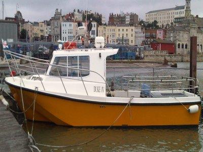 Duke IV Charterboat Ramsgate