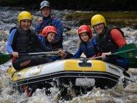 Rafting School Holidays