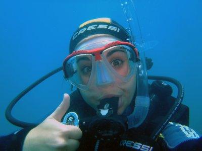 Scuba Diver Course. Beginner level