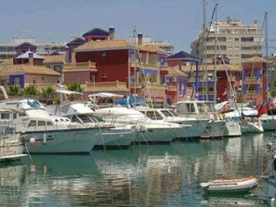 Recreational fishing in Torrevieja, 5 hours.