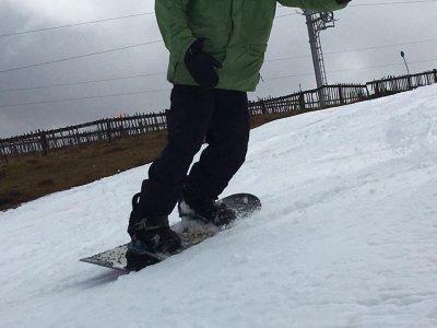 Lecht 2090 Snowboarding
