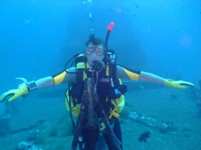All dive scuba club