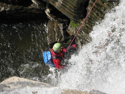 Great Adventures UK Canyoning