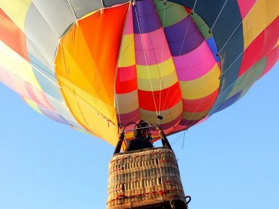 Hot Air Balloon Ride for Couples in Segovia
