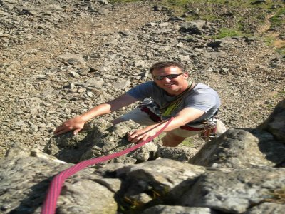 Great Adventures UK Climbing