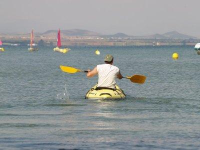 Two-Seater Kayak Rental, Manga el Mar Menor, 3h