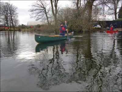 Active Stirling Canoeing