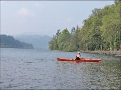 Active Stirling Kayaking