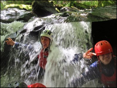 Active Stirling Canyoning