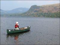 Canoeing on the Derwent