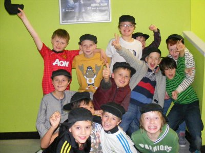 Kids Laser Tag Skirmish Party Package 1/2 Hour