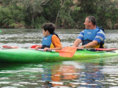 2h Kayaking in Ebro Delta and in Los Alfacs Bay