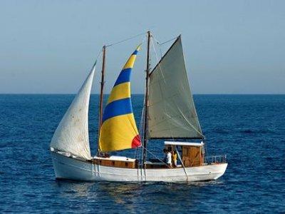 Walk on schooner from Palamós, 6 hrs