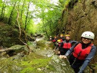 Gorge Walking Session in Cowny Valley Half Day
