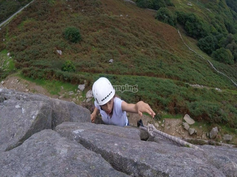 Climbing experiences
