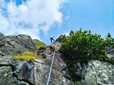 Rock Climbing Session in North Wales Full Day
