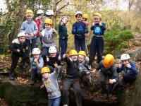 Bouldering and Rock Scrambling Parties Kent