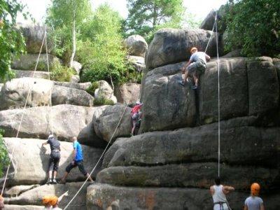 Bouldering and Climbing Combo Kent