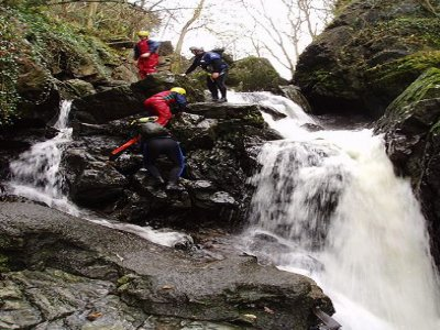 Outdoors@hay Canyoning