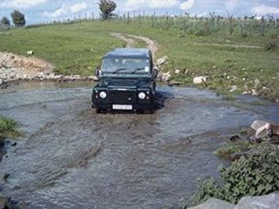 Holmescales Activity Centre 4x4 Routes