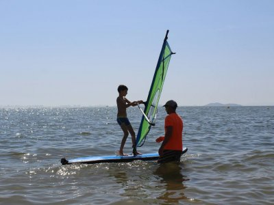 Windsurf Induction Course in Los Alcázares 10h