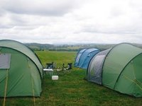 We have camping facilities on site