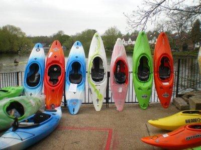Woodmill Canoe Shop Kayaking