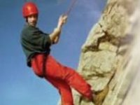 Abseiling challenges